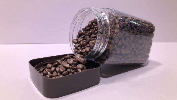 Decoratieve steentjes - Bruin