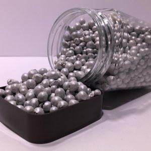 Decoratieve steentjes - Zilver