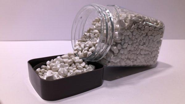 Decoratieve steentjes - Grijs Pebbles