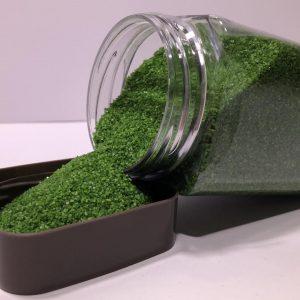 Decoratieve steentjes - Groen Fijn